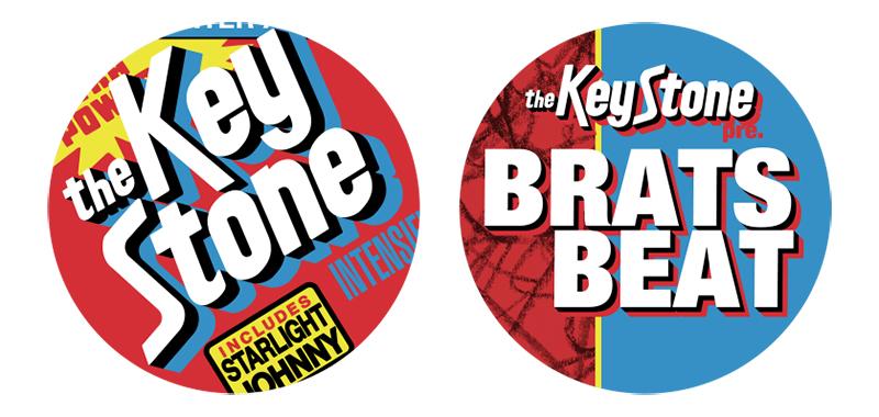 The KeyStone pre. BRATS BEAT Vol,1の写真