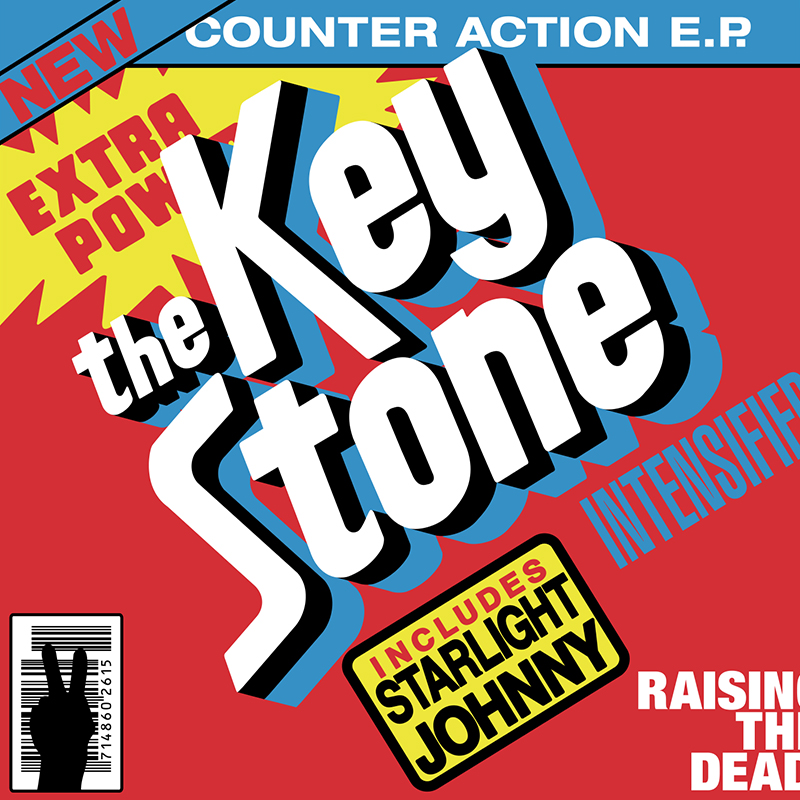 Demo Tracks / COUNTER ACTION E.P. 初回限定盤のジャケット