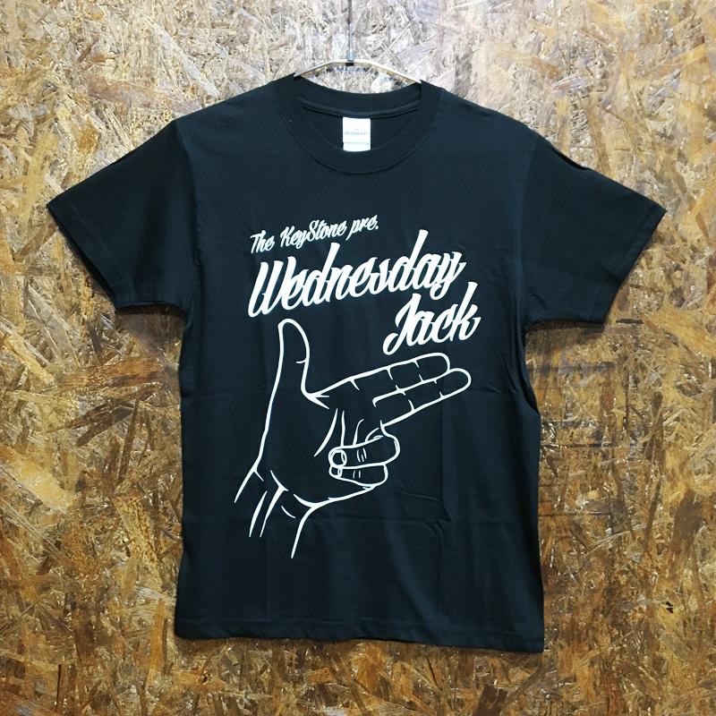 Wednesday Jack Tシャツの写真