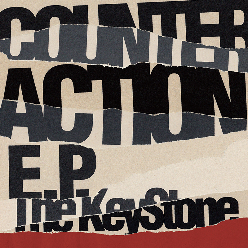 Demo Tracks / COUNTER ACTION E.P. 通常盤のジャケット