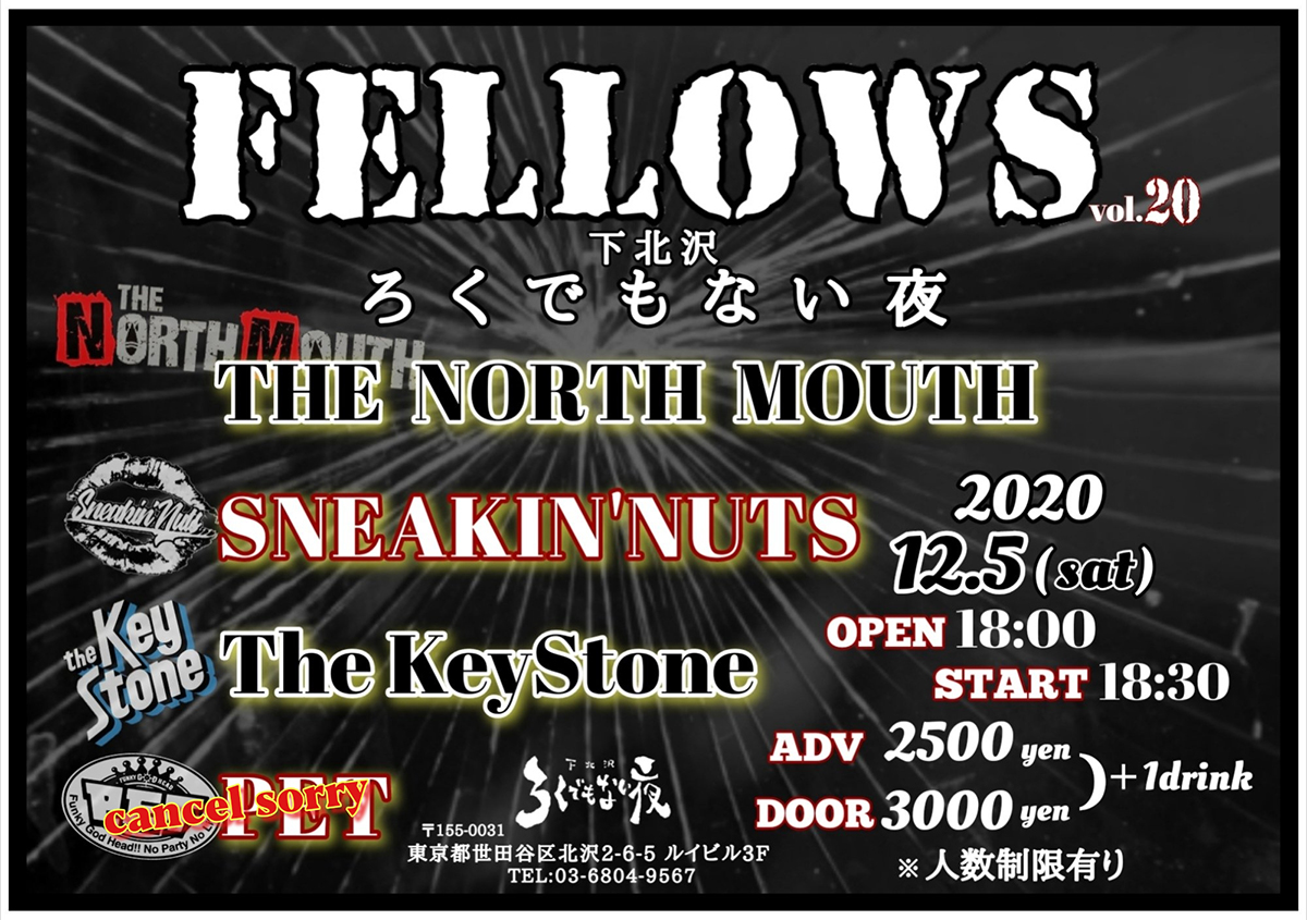 FELLOWS vol.20の写真